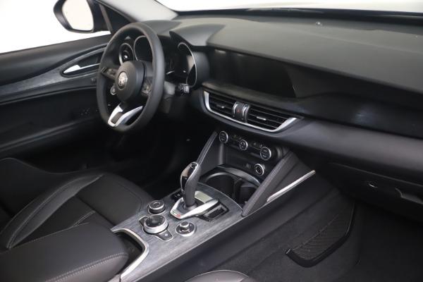 New 2021 Alfa Romeo Stelvio Q4 for sale $49,945 at Rolls-Royce Motor Cars Greenwich in Greenwich CT 06830 16