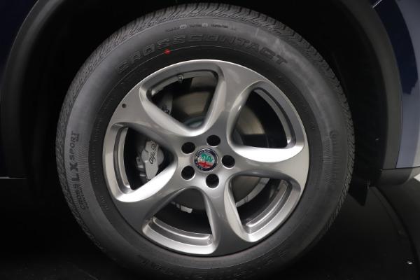 New 2021 Alfa Romeo Stelvio Q4 for sale $49,945 at Rolls-Royce Motor Cars Greenwich in Greenwich CT 06830 17