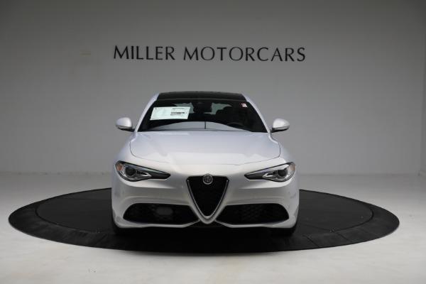New 2021 Alfa Romeo Giulia Ti Sport Q4 for sale $53,050 at Rolls-Royce Motor Cars Greenwich in Greenwich CT 06830 11
