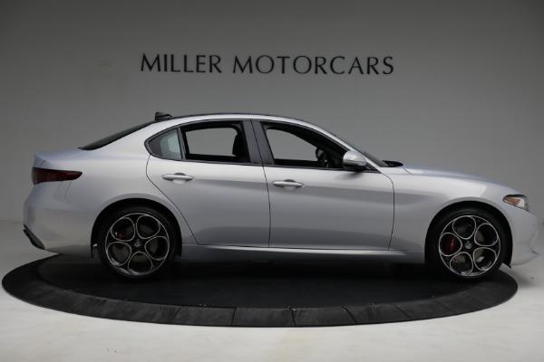 New 2021 Alfa Romeo Giulia Ti Sport Q4 for sale $53,050 at Rolls-Royce Motor Cars Greenwich in Greenwich CT 06830 8