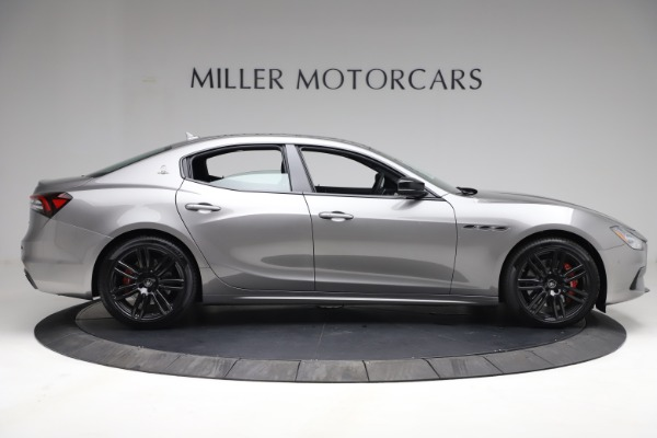 New 2021 Maserati Ghibli S Q4 for sale Call for price at Rolls-Royce Motor Cars Greenwich in Greenwich CT 06830 10