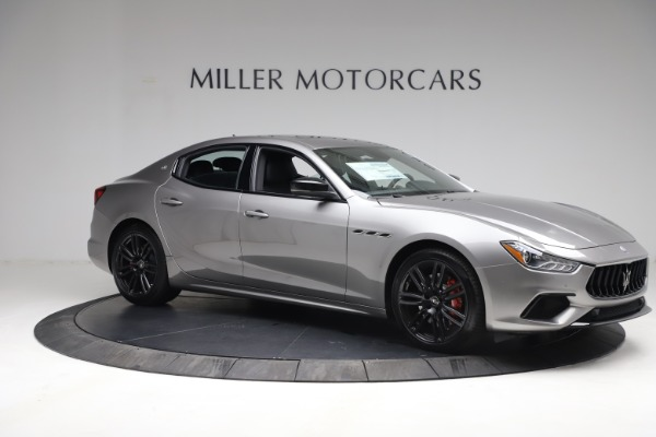 New 2021 Maserati Ghibli S Q4 for sale Call for price at Rolls-Royce Motor Cars Greenwich in Greenwich CT 06830 11