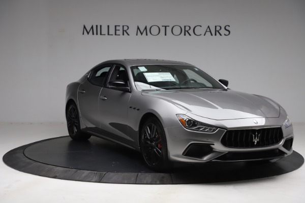 New 2021 Maserati Ghibli S Q4 for sale Call for price at Rolls-Royce Motor Cars Greenwich in Greenwich CT 06830 15