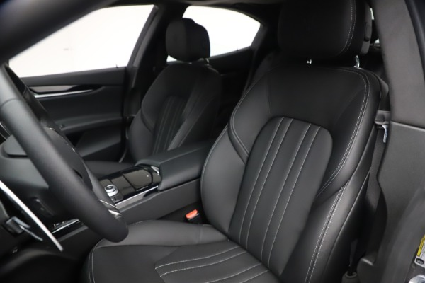 New 2021 Maserati Ghibli S Q4 for sale Call for price at Rolls-Royce Motor Cars Greenwich in Greenwich CT 06830 18