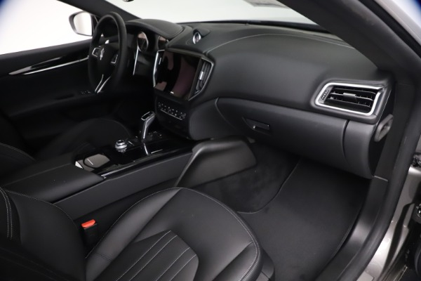 New 2021 Maserati Ghibli S Q4 for sale Call for price at Rolls-Royce Motor Cars Greenwich in Greenwich CT 06830 24