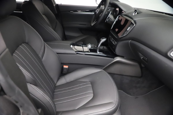 New 2021 Maserati Ghibli S Q4 for sale Call for price at Rolls-Royce Motor Cars Greenwich in Greenwich CT 06830 25