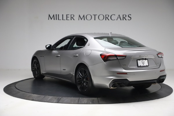 New 2021 Maserati Ghibli S Q4 for sale Call for price at Rolls-Royce Motor Cars Greenwich in Greenwich CT 06830 5