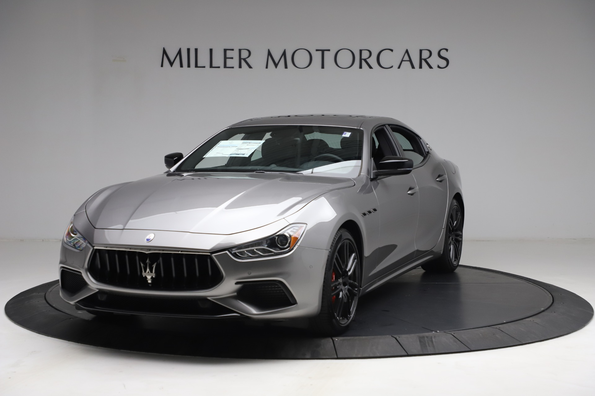 New 2021 Maserati Ghibli S Q4 for sale Call for price at Rolls-Royce Motor Cars Greenwich in Greenwich CT 06830 1