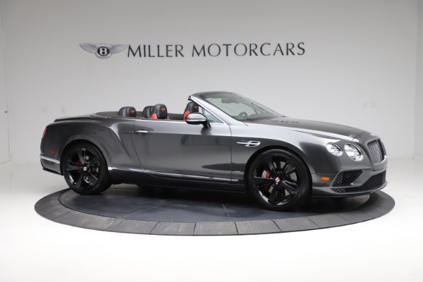Used 2017 Bentley Continental GT V8 S for sale $179,900 at Rolls-Royce Motor Cars Greenwich in Greenwich CT 06830 11