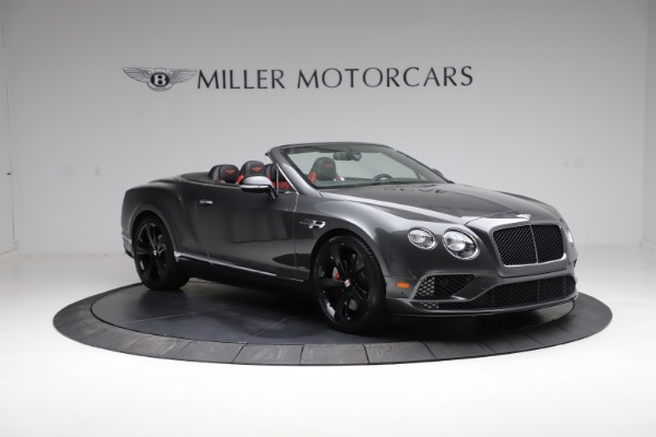 Used 2017 Bentley Continental GT V8 S for sale $179,900 at Rolls-Royce Motor Cars Greenwich in Greenwich CT 06830 12