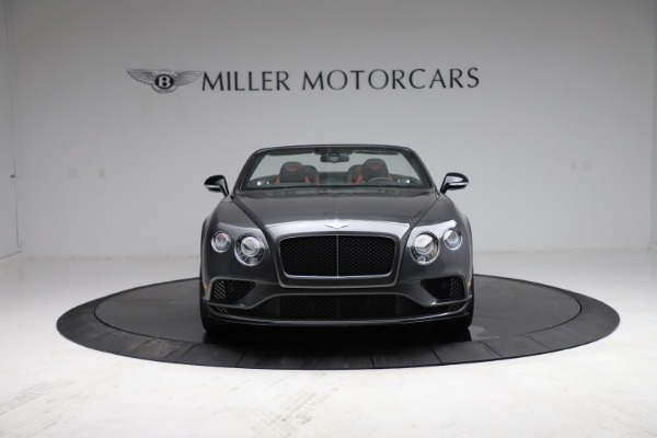 New 2017 Bentley Continental GT V8 S for sale Sold at Rolls-Royce Motor Cars Greenwich in Greenwich CT 06830 13
