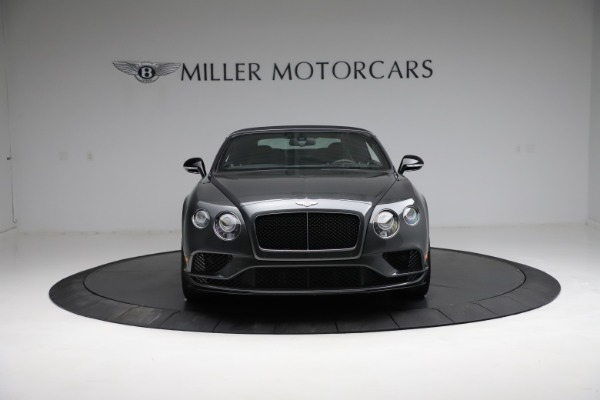 Used 2017 Bentley Continental GT V8 S for sale $179,900 at Rolls-Royce Motor Cars Greenwich in Greenwich CT 06830 14