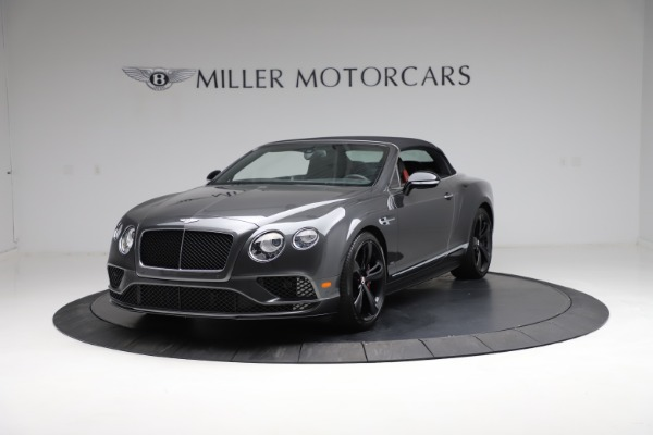 Used 2017 Bentley Continental GT V8 S for sale $179,900 at Rolls-Royce Motor Cars Greenwich in Greenwich CT 06830 15