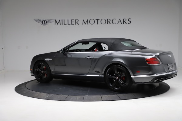 New 2017 Bentley Continental GT V8 S for sale Sold at Rolls-Royce Motor Cars Greenwich in Greenwich CT 06830 17