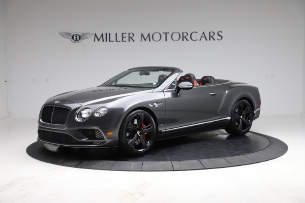 Used 2017 Bentley Continental GT V8 S for sale $179,900 at Rolls-Royce Motor Cars Greenwich in Greenwich CT 06830 3