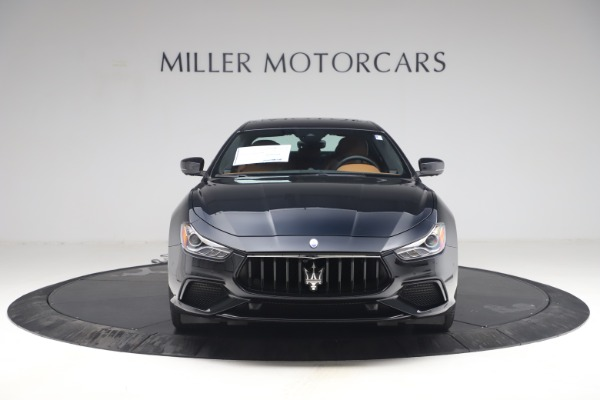 New 2021 Maserati Ghibli S Q4 for sale Call for price at Rolls-Royce Motor Cars Greenwich in Greenwich CT 06830 13