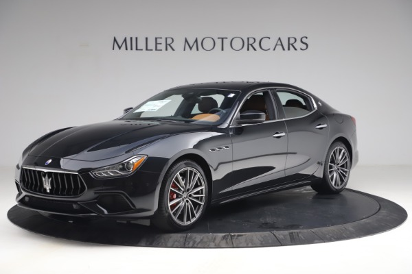 New 2021 Maserati Ghibli S Q4 for sale Call for price at Rolls-Royce Motor Cars Greenwich in Greenwich CT 06830 2