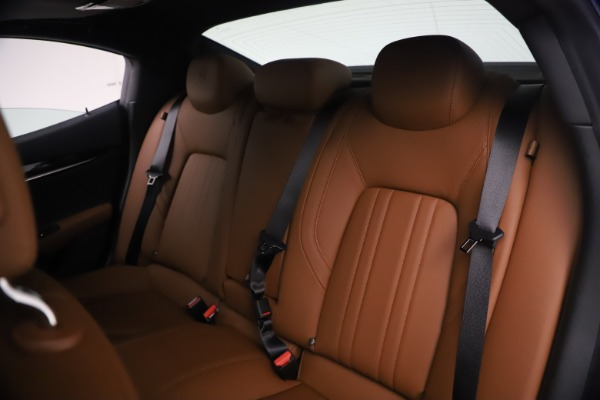 New 2021 Maserati Ghibli S Q4 for sale Call for price at Rolls-Royce Motor Cars Greenwich in Greenwich CT 06830 20