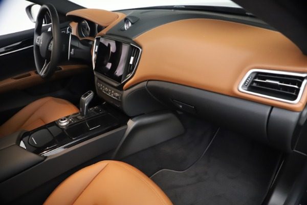 New 2021 Maserati Ghibli S Q4 for sale Call for price at Rolls-Royce Motor Cars Greenwich in Greenwich CT 06830 22