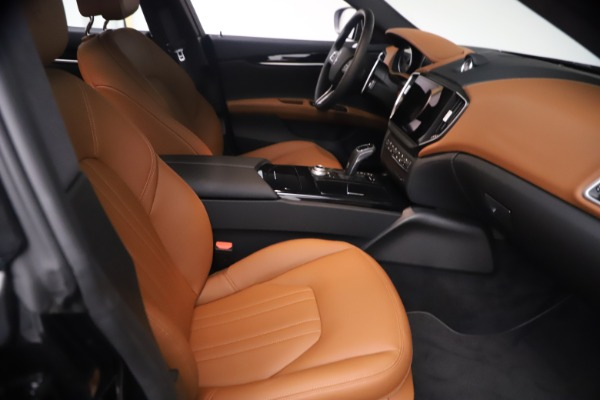 New 2021 Maserati Ghibli S Q4 for sale Call for price at Rolls-Royce Motor Cars Greenwich in Greenwich CT 06830 23