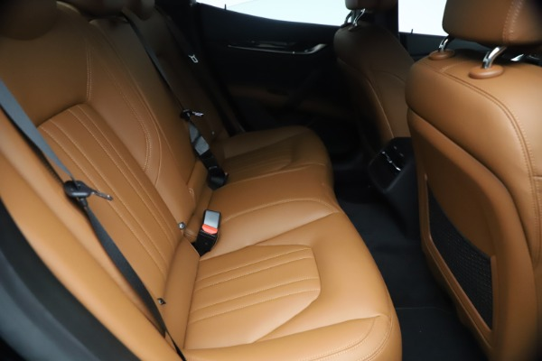 New 2021 Maserati Ghibli S Q4 for sale Call for price at Rolls-Royce Motor Cars Greenwich in Greenwich CT 06830 26