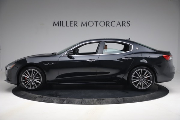 New 2021 Maserati Ghibli S Q4 for sale Call for price at Rolls-Royce Motor Cars Greenwich in Greenwich CT 06830 3