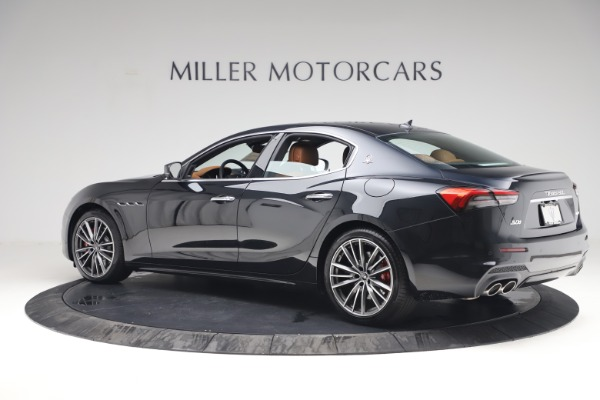 New 2021 Maserati Ghibli S Q4 for sale Call for price at Rolls-Royce Motor Cars Greenwich in Greenwich CT 06830 4