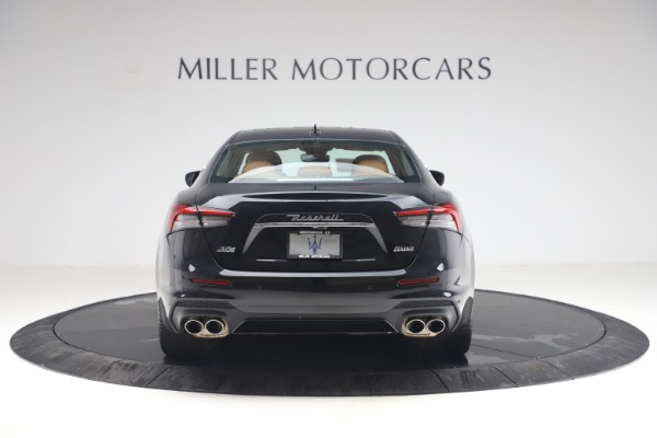 New 2021 Maserati Ghibli S Q4 for sale Call for price at Rolls-Royce Motor Cars Greenwich in Greenwich CT 06830 6