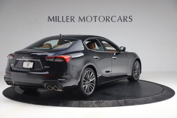 New 2021 Maserati Ghibli S Q4 for sale Call for price at Rolls-Royce Motor Cars Greenwich in Greenwich CT 06830 7