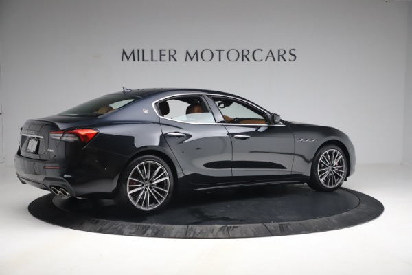 New 2021 Maserati Ghibli S Q4 for sale Call for price at Rolls-Royce Motor Cars Greenwich in Greenwich CT 06830 8