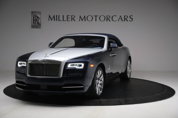 Used 2016 Rolls-Royce Dawn for sale $269,900 at Rolls-Royce Motor Cars Greenwich in Greenwich CT 06830 12