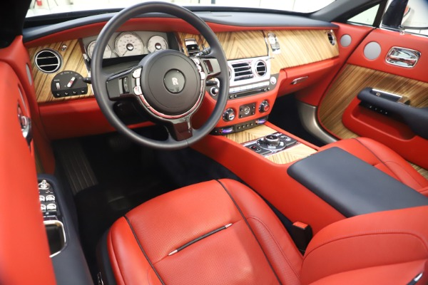 Used 2016 Rolls-Royce Dawn for sale $269,900 at Rolls-Royce Motor Cars Greenwich in Greenwich CT 06830 18