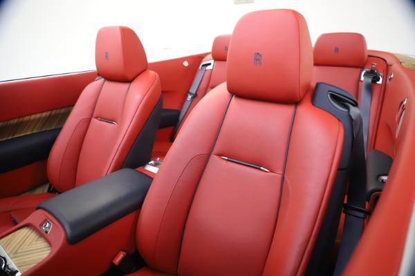 Used 2016 Rolls-Royce Dawn for sale $269,900 at Rolls-Royce Motor Cars Greenwich in Greenwich CT 06830 20
