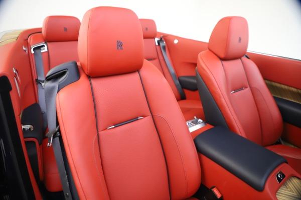 Used 2016 Rolls-Royce Dawn for sale $269,900 at Rolls-Royce Motor Cars Greenwich in Greenwich CT 06830 21
