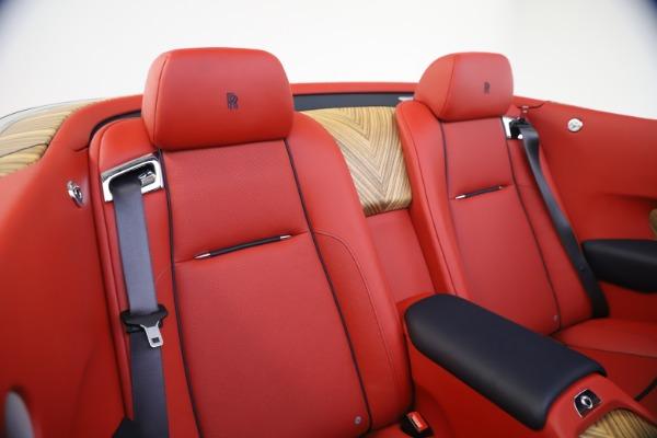 Used 2016 Rolls-Royce Dawn for sale $269,900 at Rolls-Royce Motor Cars Greenwich in Greenwich CT 06830 23