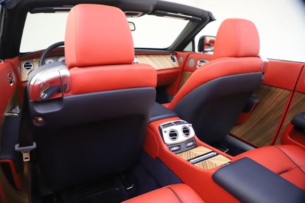 Used 2016 Rolls-Royce Dawn for sale $269,900 at Rolls-Royce Motor Cars Greenwich in Greenwich CT 06830 24