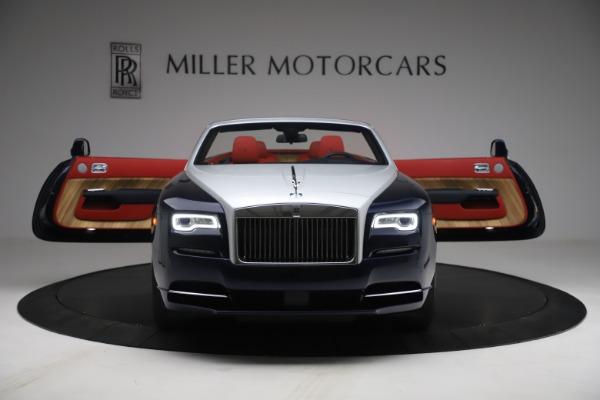Used 2016 Rolls-Royce Dawn for sale $269,900 at Rolls-Royce Motor Cars Greenwich in Greenwich CT 06830 28