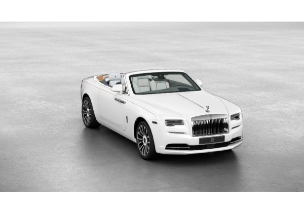 New 2021 Rolls-Royce Dawn for sale Call for price at Rolls-Royce Motor Cars Greenwich in Greenwich CT 06830 2