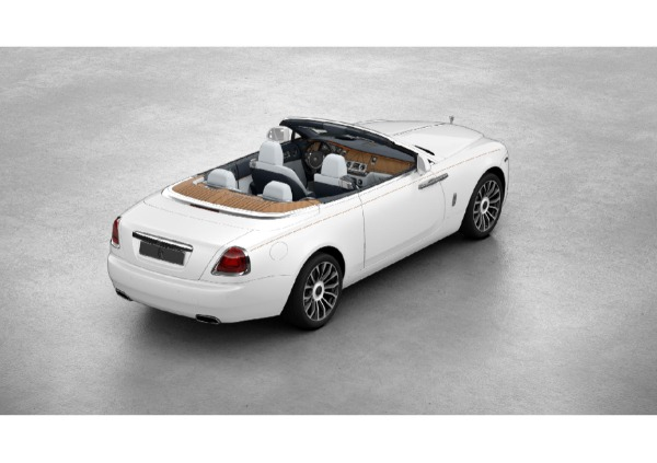 New 2021 Rolls-Royce Dawn for sale Call for price at Rolls-Royce Motor Cars Greenwich in Greenwich CT 06830 3