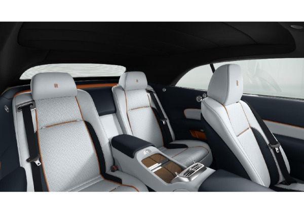 New 2021 Rolls-Royce Dawn for sale Call for price at Rolls-Royce Motor Cars Greenwich in Greenwich CT 06830 5
