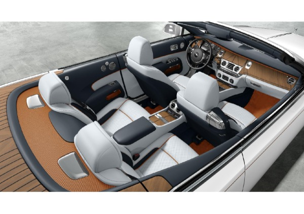New 2021 Rolls-Royce Dawn for sale Call for price at Rolls-Royce Motor Cars Greenwich in Greenwich CT 06830 6