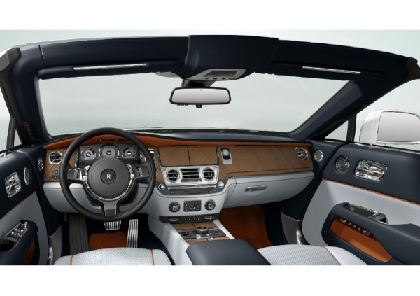 New 2021 Rolls-Royce Dawn for sale Call for price at Rolls-Royce Motor Cars Greenwich in Greenwich CT 06830 7