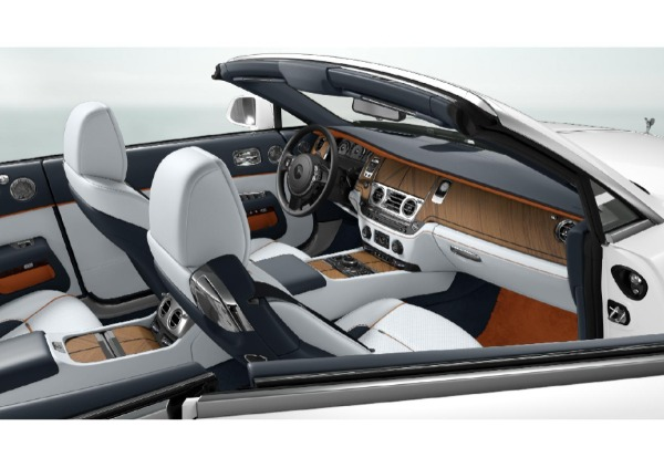 New 2021 Rolls-Royce Dawn for sale Call for price at Rolls-Royce Motor Cars Greenwich in Greenwich CT 06830 8