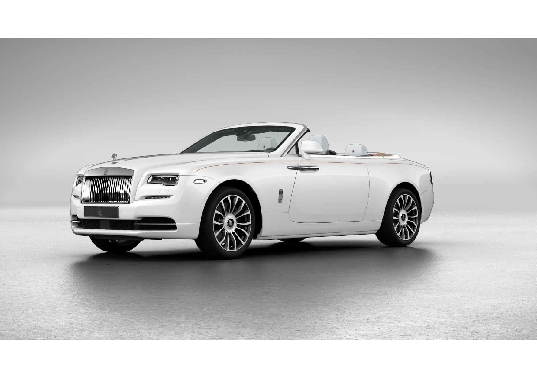New 2021 Rolls-Royce Dawn for sale Call for price at Rolls-Royce Motor Cars Greenwich in Greenwich CT 06830 1