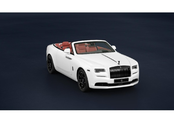 New 2021 Rolls-Royce Dawn Black Badge for sale Call for price at Rolls-Royce Motor Cars Greenwich in Greenwich CT 06830 2