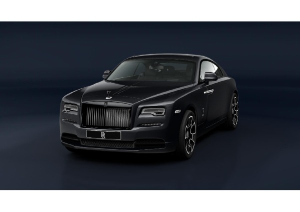 New 2021 Rolls-Royce Wraith Black Badge for sale Call for price at Rolls-Royce Motor Cars Greenwich in Greenwich CT 06830 2