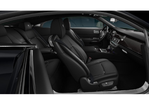 New 2021 Rolls-Royce Wraith Black Badge for sale Call for price at Rolls-Royce Motor Cars Greenwich in Greenwich CT 06830 6