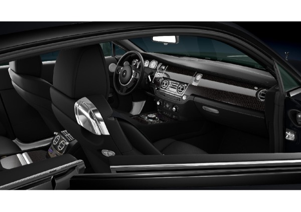 New 2021 Rolls-Royce Wraith Black Badge for sale Call for price at Rolls-Royce Motor Cars Greenwich in Greenwich CT 06830 7