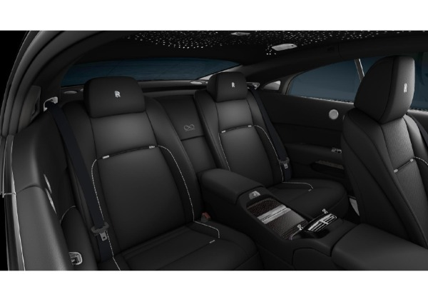 New 2021 Rolls-Royce Wraith Black Badge for sale Call for price at Rolls-Royce Motor Cars Greenwich in Greenwich CT 06830 8