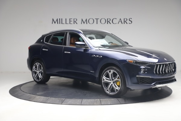 New 2021 Maserati Levante Q4 GranLusso for sale $93,385 at Rolls-Royce Motor Cars Greenwich in Greenwich CT 06830 10